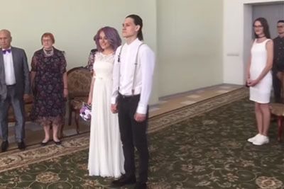This Is The Reason Why You Should Never Invite Your Ex Boyfriend To A Wedding