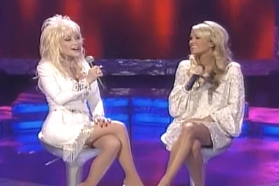 Dolly Parton And Carrie Underwood Deliver Hauntingly Beautiful Duet Of Favorite Song