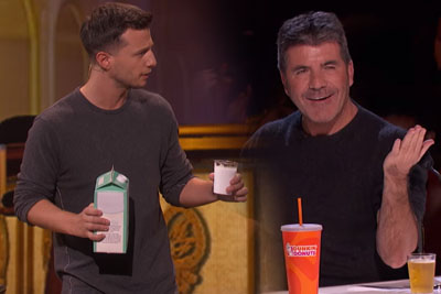 This Milk Carton Magic By Mat Franco On AGT Will Blow Your Mind Away