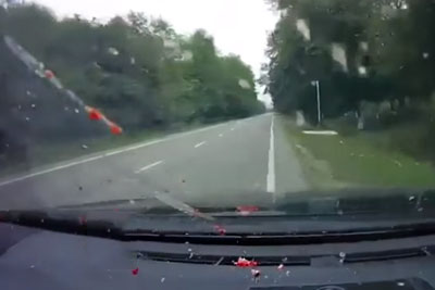 VIDEO: The Assassination Of A Deputy Caught On Dashcam In His Car
