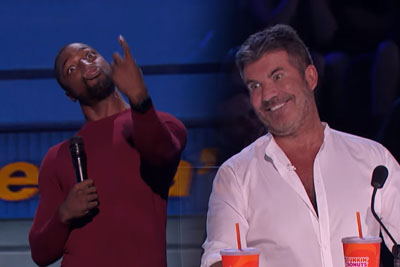 Comedian Preacher Lawson Delivers Refreshing Take On Being Single On AGT