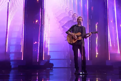 Incredible Singer Chase Goehring Performs Original Song On AGT, Blows Everyone Away