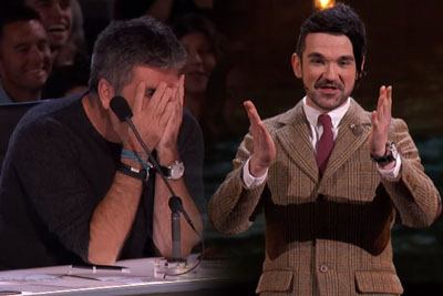 Mind Reader Colin Cloud Shocks Everyone On AGT With His Semi-Finals Act