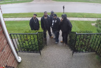 Black Guys From The Hood Came Near This House. What Happened Next Will Leave You Speechless!