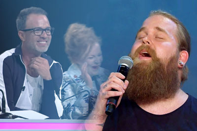 """Contestant On Swedish Idol Sings """"Imagine"""", Leaves All The Judges Speechless"""