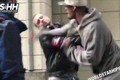 Neo-Nazi Gets Knocked Out With One Punch In Seattle