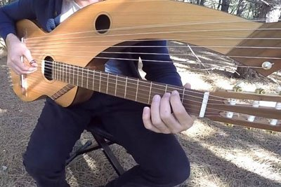 Man Plays 'Sound Of Silence' On 18-String Guitar, His Rendition Is Leaving Everyone Breathless