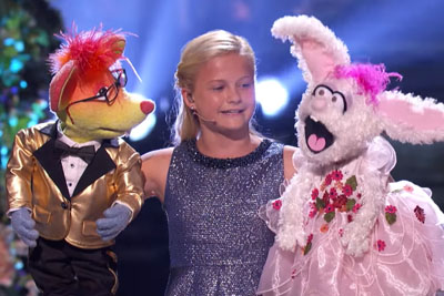 WATCH: Ventriloquist Darci Lynne Shocks Everyone In The Finals Of AGT With Her Performance