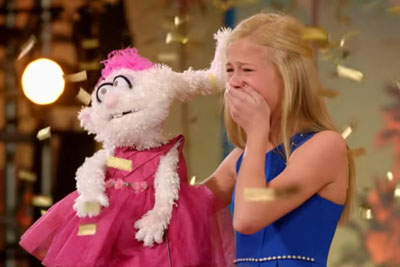 WATCH: Ventriloquist Darci Lynne Is The Winner Of America's Got Talent Show