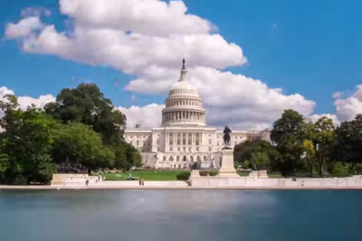 This Stunning Hyperlapse Video Of Washington DC Is Going Viral In America