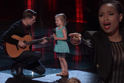 Dave Crosby Wows The Voice's Judges. Just Wait For His Daughter To Join Him On Stage!