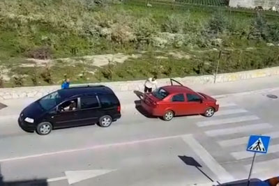 WATCH: Car Towing From Croatia Is Going Viral, Everyone Is Laughing At This Video