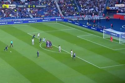 WATCH: Neymar Scores A Sensational 35-Yard Free-Kick