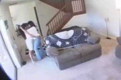 Husband Sets Hidden Camera To Catch His Maid Stealing. He Was In Shock When He Saw This!