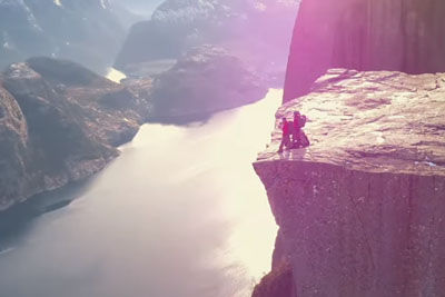 Incredible Footage Of Nature In Norway Will Left You Speechless