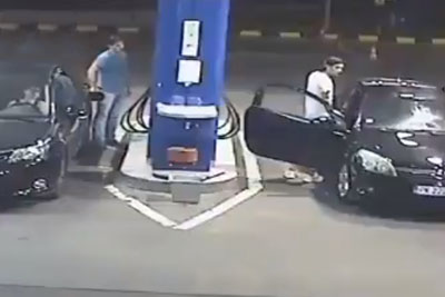 Guy Refused To Stop Smoking Next To Gas Pump, Gets Best Lesson Ever