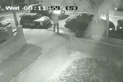Parked Car Blocked This Owner's Driveway. What He Did Is Going Viral!