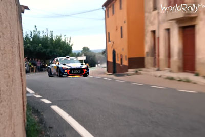 WATCH: Belgian WRC Driver Goes Flat Out, Footage Is Going Viral