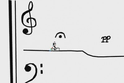 Someone Made This Line Rider Track And Synchronized It With Classic Song Everyone Knows