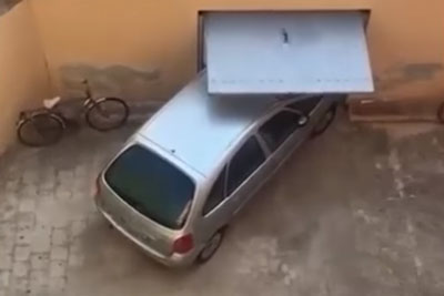 After Watching This Video You Will Agree This Is The Worst Driver Ever