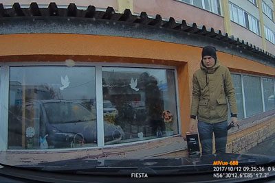 His Car Was Scratched. When He Saw The Footage, He Couldn't Believed His Eyes!