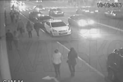 WATCH: Security Camera Captured Shocking Crash Of Ukrainian Millionaire's Daughter
