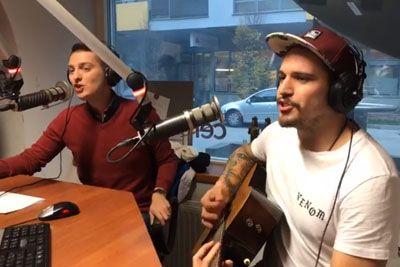 VIDEO: Damjan Murko s Korijem zapel svojo uspešnico. Ste že slišali, kako zvenita?