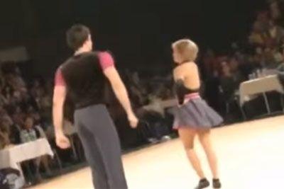 Ste že videli, kako pleše hčerka ruskega predsednika Vladimirja Putina?