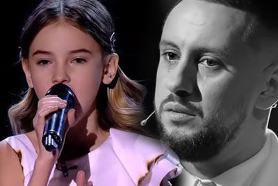 VIDEO: 10-letnica navdušila v šovu The Voice, sodniki so ob njenem petju jokali