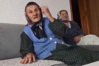 VIDEO: Babica iz Bosne obkroža Balkan: