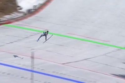 VIDEO: V Planici poletela do 248 metrov, blestela tudi Timi Zajc in Domen Prevc