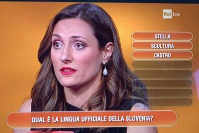 VIDEO: Italijanki se smeji vsa Slovenija: Njena izjava te bo pustila brez besed!