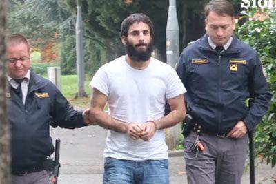 VIDEO: Slovenski policisti ogorčeni, Iračan je dobil le 6 let zaporne kazni