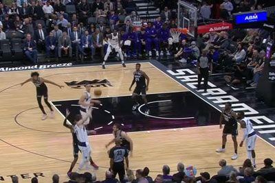 VIDEO: Nora podaja Luke Dončića, ki je navdušila NBA komentatorja