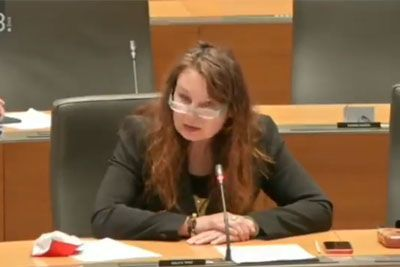 Izjava poslanke Violete Tomič, ki se ji danes smeji vsa Slovenija