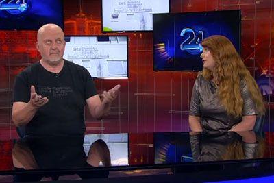 VIDEO: Drama na 24 ur: Soočenje, ki ga je zaznamoval Zmago Jelinčič!