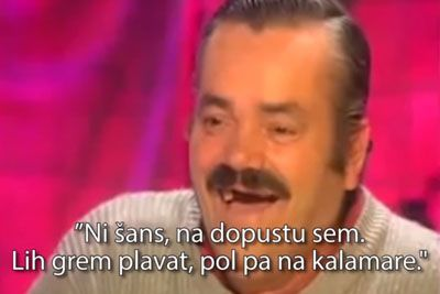 SMEH: Kalamari odnesli ministra Hojsa: Tako se šali Denis Avdić!