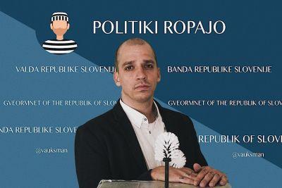 Nova slovenska parodija: Kako bi bilo, če bi politiki repali?
