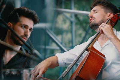 Slovenec zaigral skupaj z Bolgarom: Tako sta se lotila operne uspešnice!
