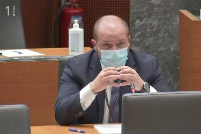 Parodija v državnem zboru: Zaslišali so zdravnika Janeza Poklukarja!