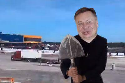 Parodija na IKEA trgovino v Ljubljani: Pesem so zapeli kot župan Zoran Janković!