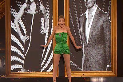 Francozinja navdušila tudi v finalu: Takšen nastop je pripravila na talentu!