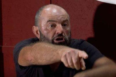 VIDEO: Tekmovalcu v Kmetiji je počil film: Zadržal se ni niti pred voditeljico!